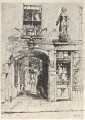 London, Feathers Court, Drury Lane