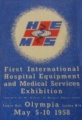 1958 - Hospital Equipment Exhibition