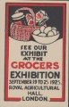 1925 - Grocers Exhibition