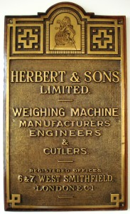 Herbert & Sons Limited formed