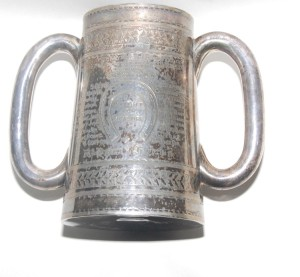 Commemorative Tankard