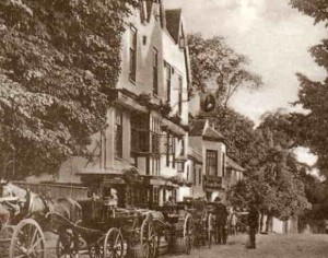 1868 - Kings Head, Chigwell