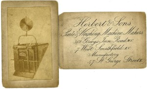 Business Card c1895