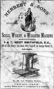 Catalogue 1885 (Large scales)