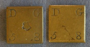 Picture of Coin Scale c1790 by Richard Wood