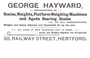 Picture of Purchase of goodwill and service contracts of G Hayward & Sons