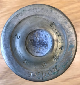 Image of Weights, brass