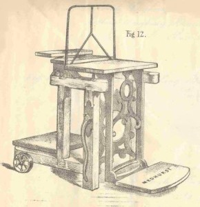 Picture of Double Weighing Machine