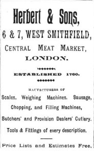 Picture of Meat Trades Journal