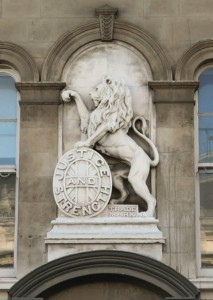 Image of Lion Trademark