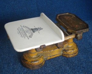 Picture of Counter Weighing Machine 14lb - Hubbard & Walker