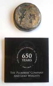 Picture of Plumbers' Company - 650th Anniversary Weight 2015